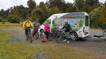 Support Vehicle for your ride events | Lake District Adventures Waikato